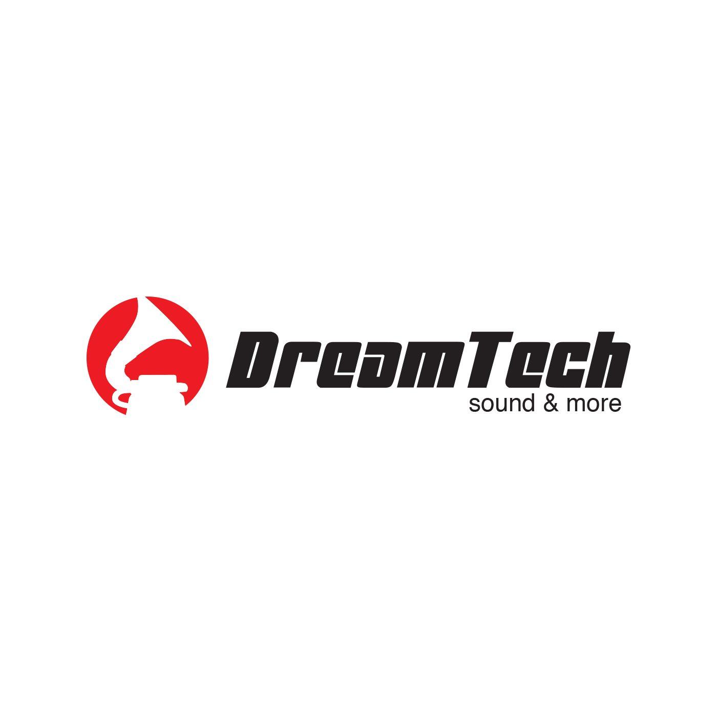 עיצוב לוגו - dreamtech