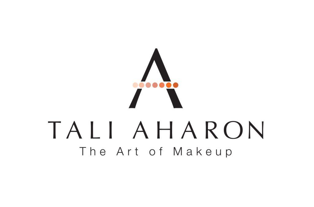 עיצוב לוגו עבור המאפרת טלי אהרון